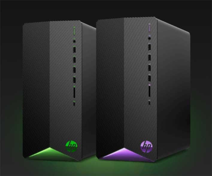 pavillion gaming desktop