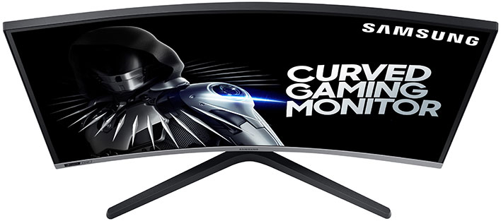 Samsung CRG5 Curved Gaming Monitor