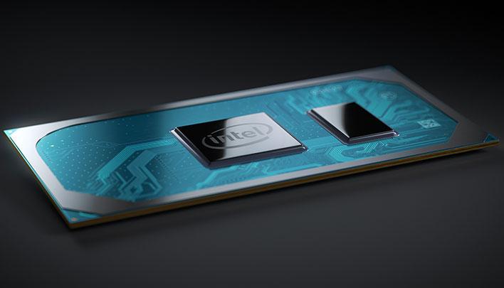 Intel 10th Gen Chip