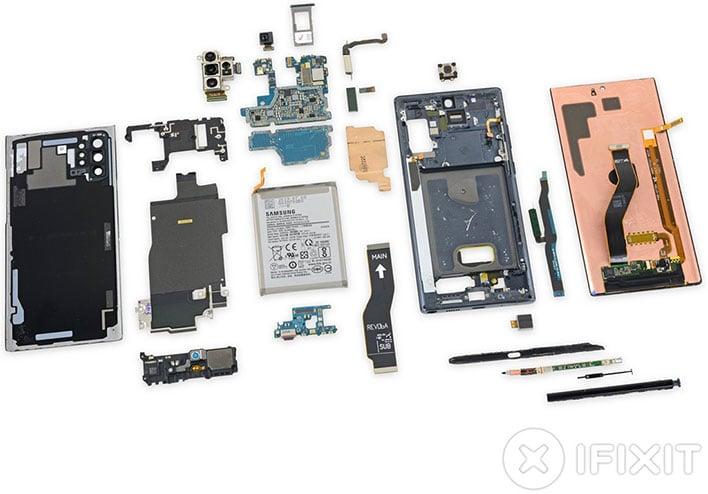Samsung Galaxy Note 10+ 5G Parts