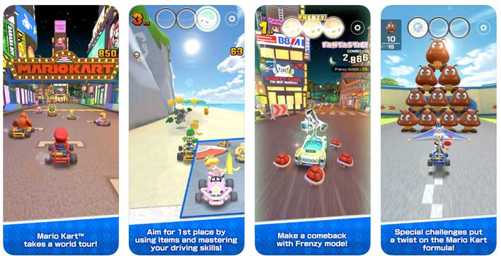 Mario Kart Tour Launch Date Set For September 25 On Android
