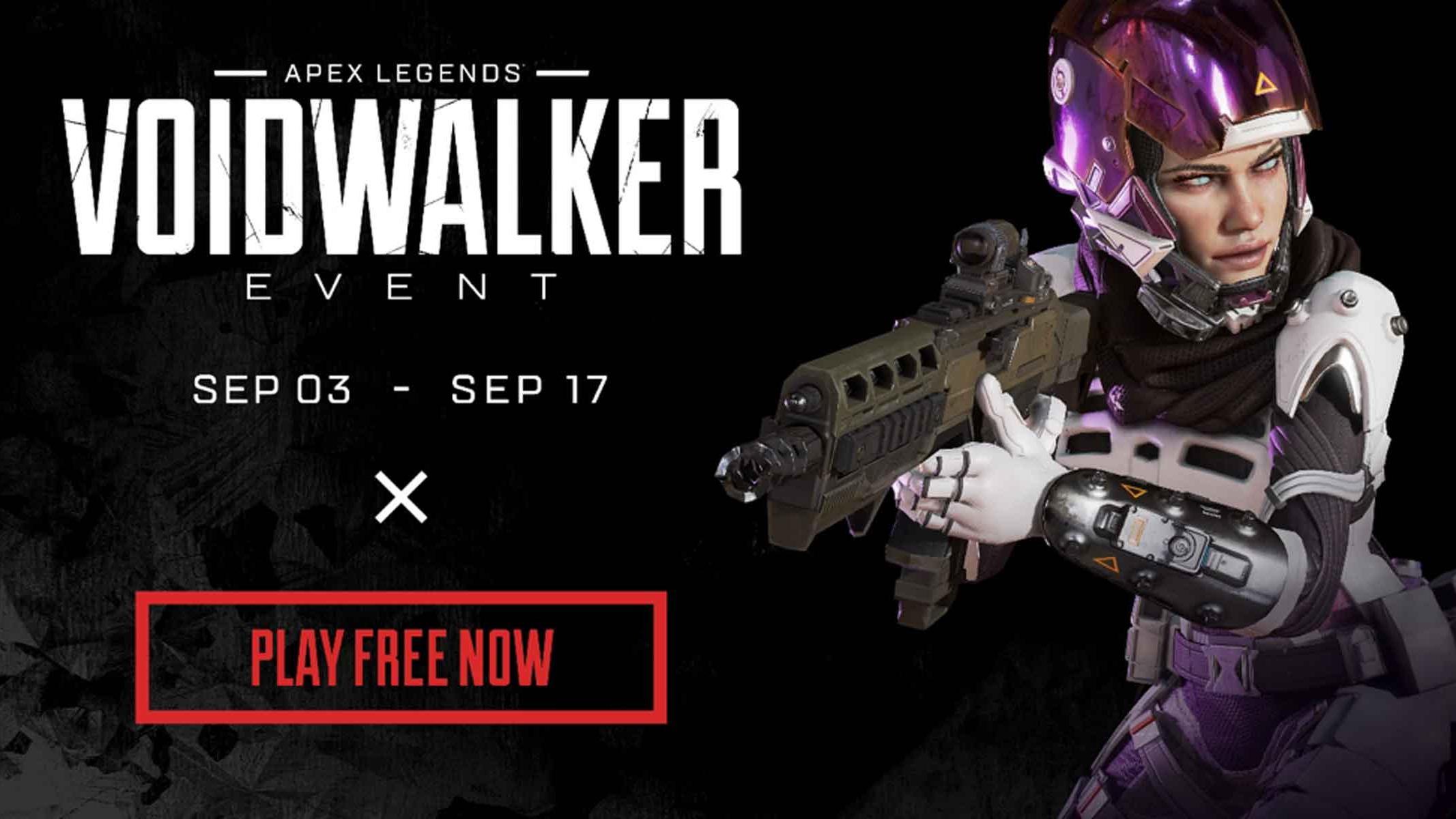 Apex Legends Voidwalker Event New Challenges Loot Kick Off