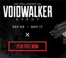 Apex Legends Voidwalker Event, New Challenges, Loot Kick Off September 3rd