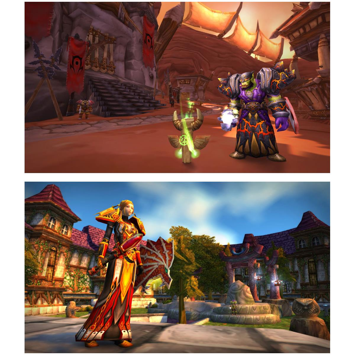 World Of Warcraft Classic Nostalgia Explodes As First Player