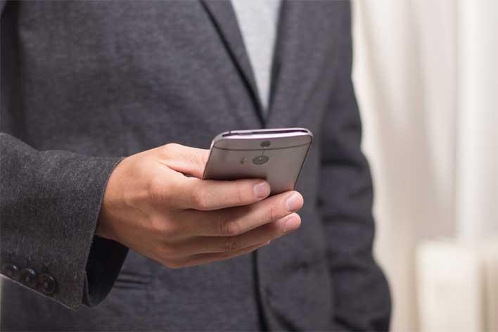 suit phone