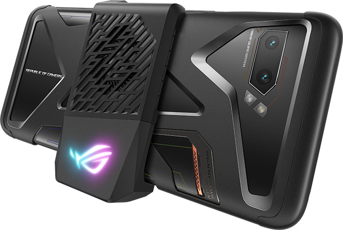 ASUS Launches Flagship ROG Phone II Ultimate Gaming Beast