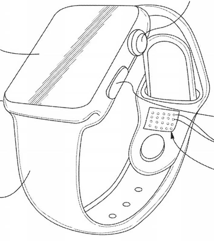 apple watch smart bands patent watch