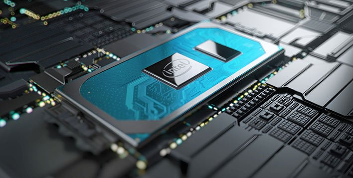 Intel Ice Lake Update Shows Strong Retail PC Performance