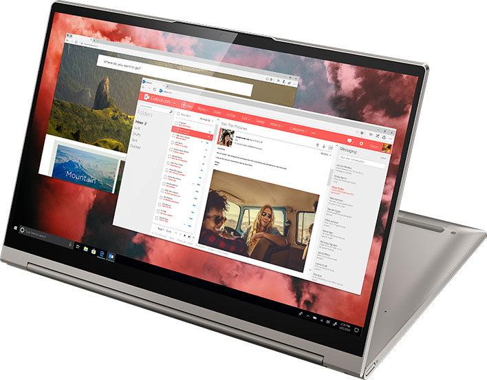 Lenovo Refreshes Yoga Laptops, Convertibles With 10th Gen