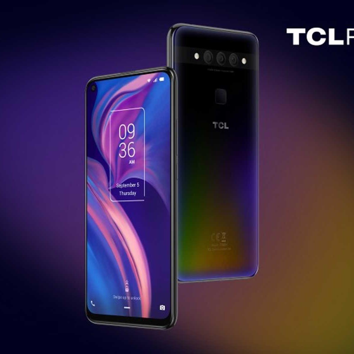 TCL Impresses With Plex, Its First Branded Smartphone That