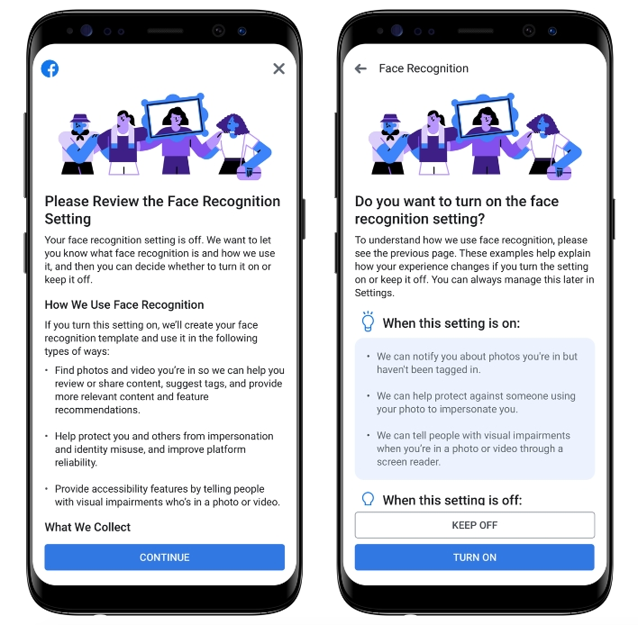 Here's How To Delete Your Facial Recognition Data Stored By