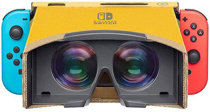 Nintendo Switch VR Labo Kit