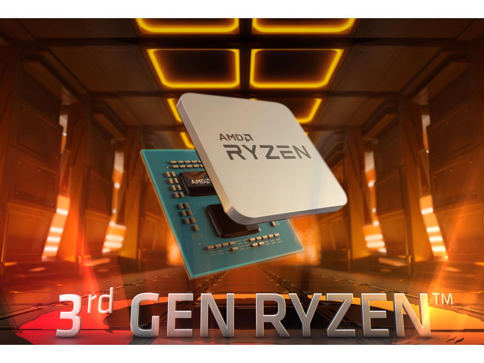 AMD Ryzen 9 3950X 16-Core CPU Tipped For A September 30