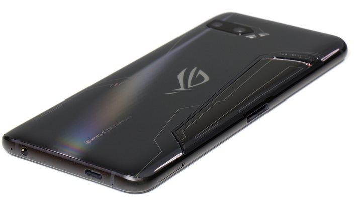 ASUS ROG Phone II Ultimate Back