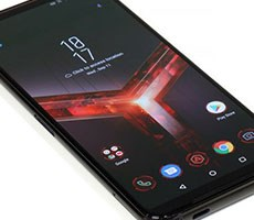 ASUS ROG Phone II Ultimate Benchmark Preview: The Fastest Android Phone Ever