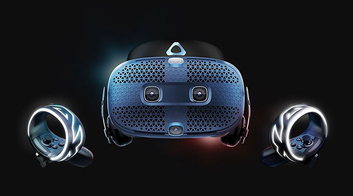 HTC Vive Cosmos Is Now Available for Preorder