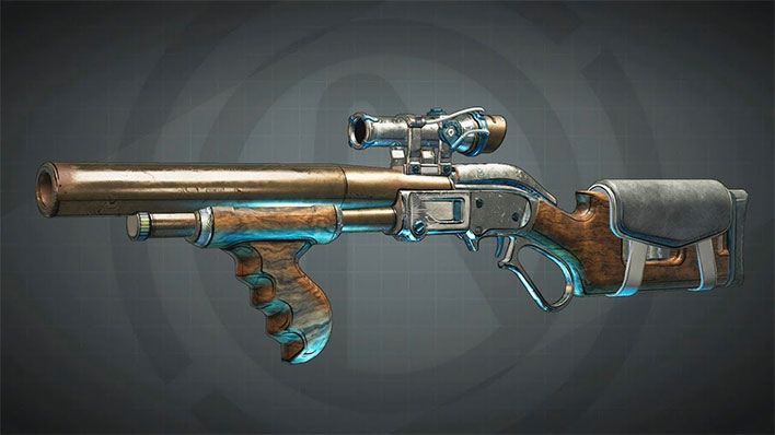 Borderlands 3 One Pump Chump Shotgun