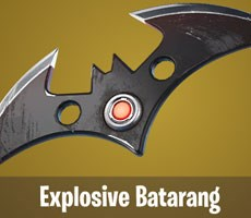 Fortnite 10.31 Update Adds Cross Platform Voice Chat, Batman Event With Explosive Batarang Coming