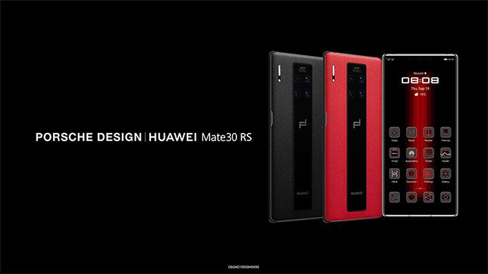 Huawei Mate 30 Pro Porsche