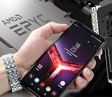 2.5 Geeks: AMD EPYC & Sharkstooth Threadripper, Gigabyte's Navi, HP Zbook 14 & Dragonfly, ROG Phone II