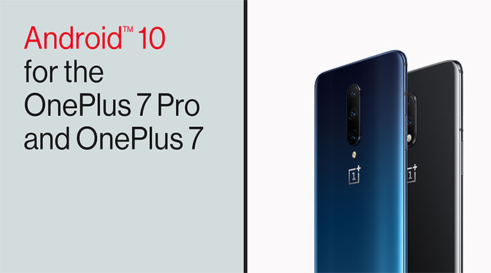 android 10 oneplus 7 oneplus 7 pro