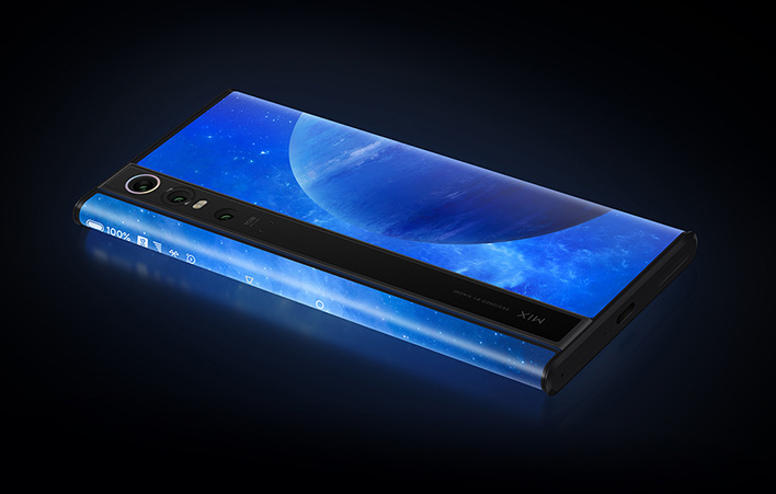 Xiaomi Mi Mix Alpha Rear