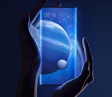 Xiaomi Mi Mix Alpha Is Gorgeous Flagship With Wild 180% Wraparound Display, 108MP Camera