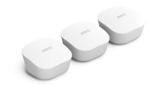 eero wifi mesh trio