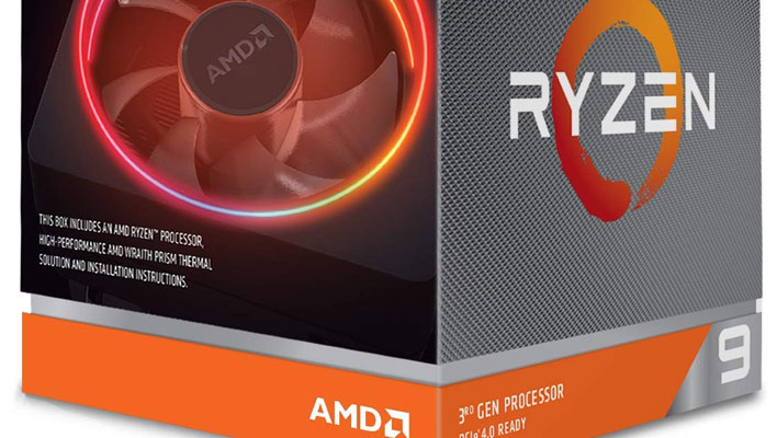 AMd Ryzen 9 Retail Box