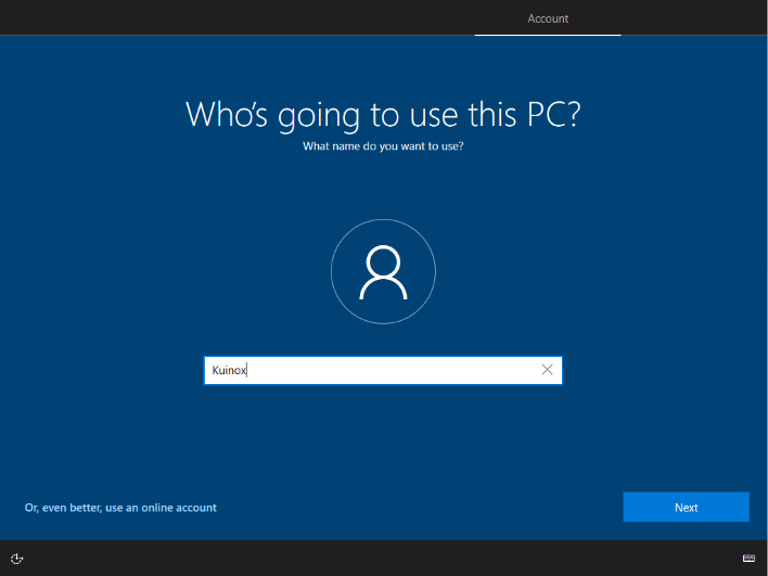 windows 10 setup offline mode 1