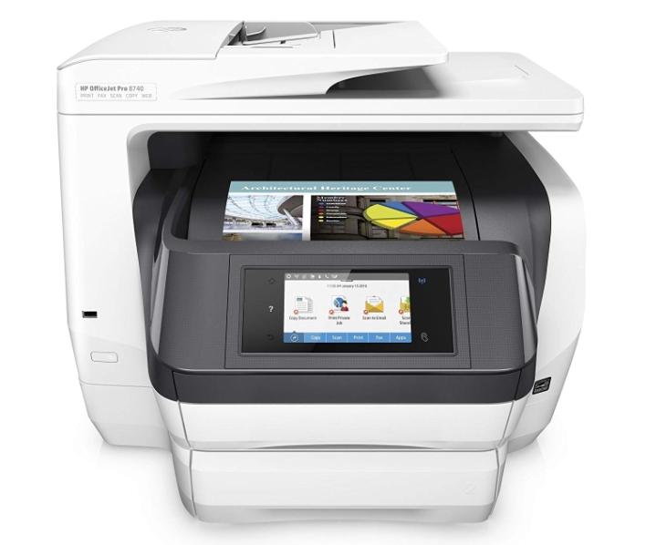 HPOfficejetpro8740