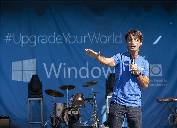 Microsoft Windows joe belfiore