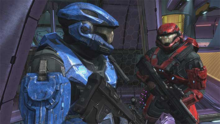 Halo Reach Multiplayer Test Now Open For Lucky Xbox