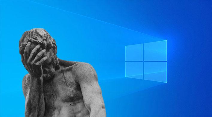 Windows Facepalm