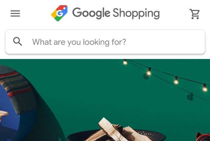google shopping top