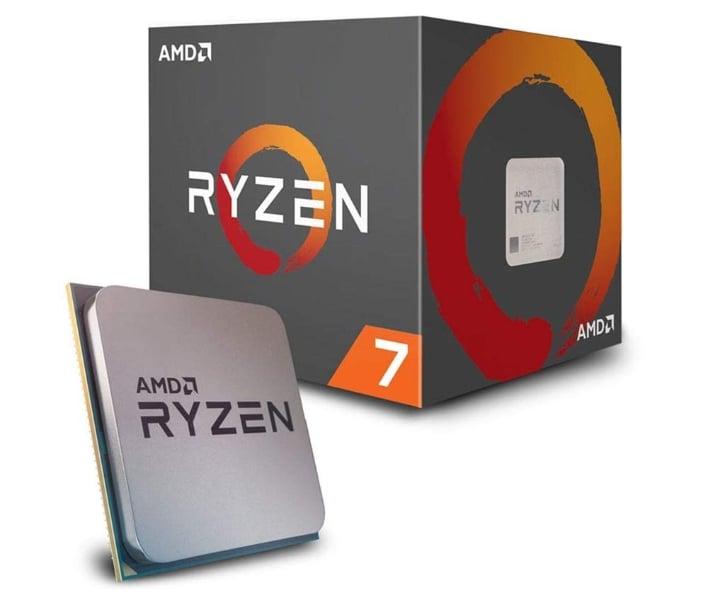 Ryzen 7 2700X 2