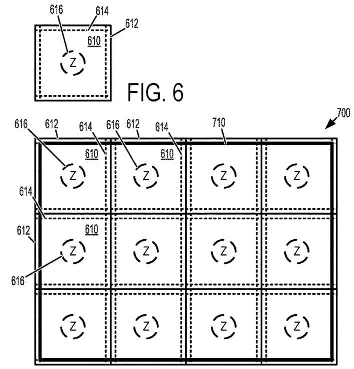vr patent matte