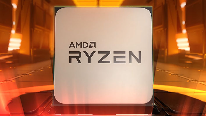 AMD third gen Ryzen