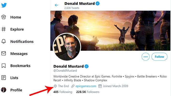 Donald Mustard