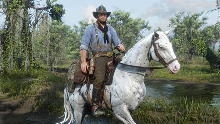 rdr2 horse