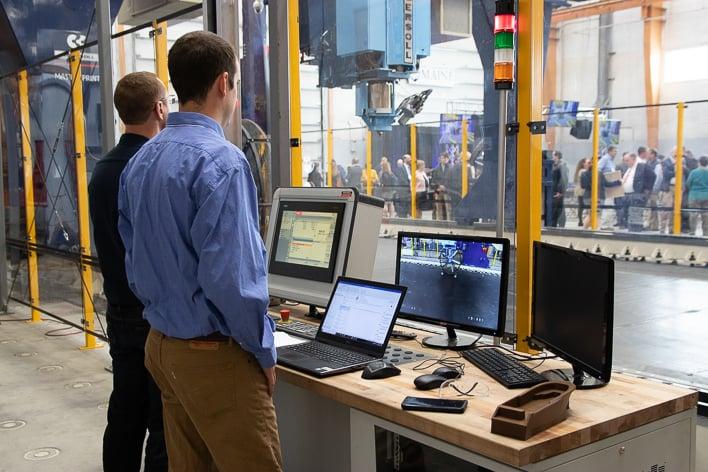 umaine 3d printer control center
