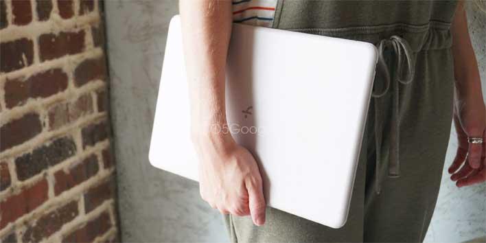 pixelbook go white