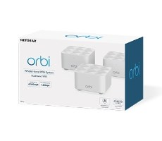 Netgear Orbi Dual-Band Mesh Wi-Fi Router Rocks Chic Redesign And Value Pricing