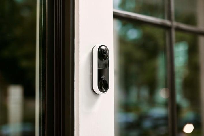 arlo video doorbell 1