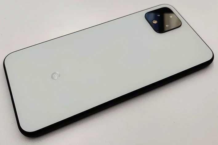 pixel4 white