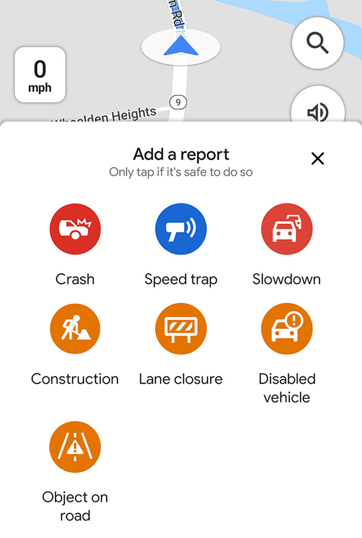 Latest Google Maps Update Further Cannibalizes Waze ... on google monopoly, google earth home, google search, google maps apple,