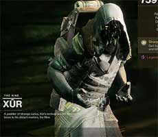 Here's Where And When Destiny 2's Xur Will Appear And What He'll Be Selling Today