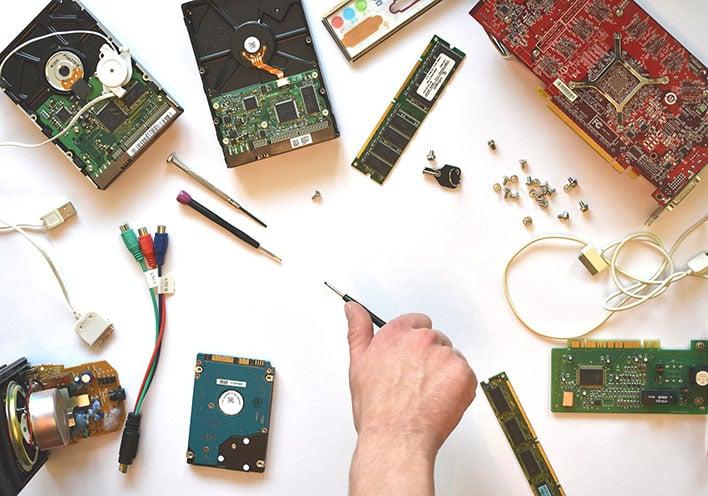 repair hardware