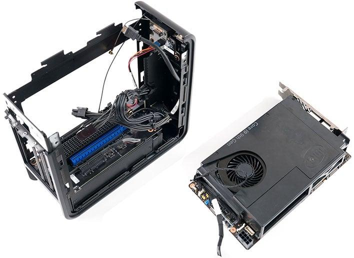 Intel NUC 9 Extreme Element Module