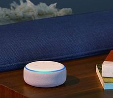 Get An Amazon Echo Dot For Just $9 With This Crazy Hot Streaming Deal